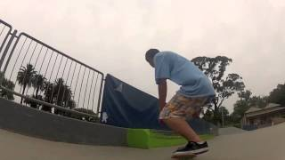 Teru's Skateboard Edit at Melbourne