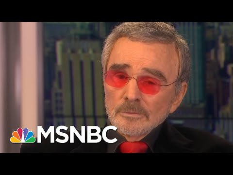 Remembering The Life And Career Of Burt Reynolds  MSNBC