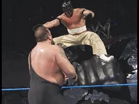 John Cena And Rey Mysterio Vs Big Show And Chavo WWE Smackdown 236