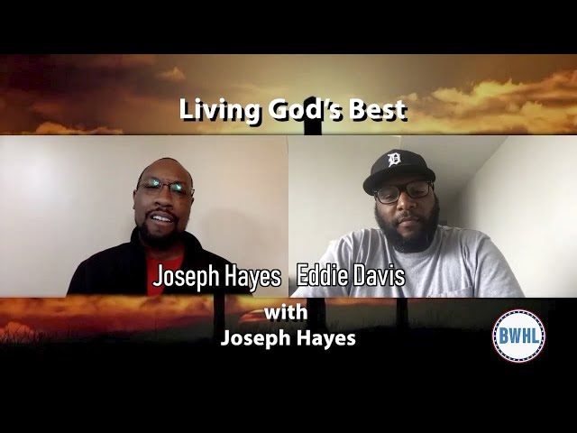 Living God's Best: America is reaping a harvest of its past seeds - With Eddie Davis