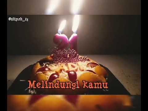 Jamrud - Selamat Ulang Tahun // Status Wahstapp