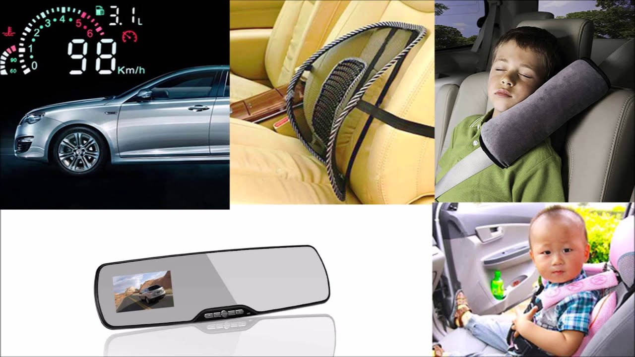 Smart Car Lovers: Car Accessories Online India - YouTube