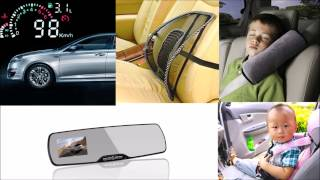 Smart Car Lovers: Car Accessories Online India