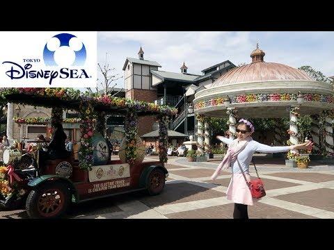 TOKYO || EP 3 || DisneySea Part 1 - Japan Disney Parks Ultimate Guide