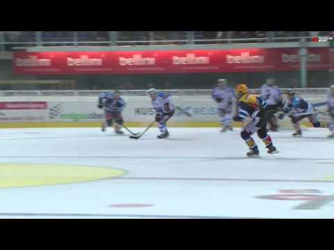 Highlights: Lakers vs Fribourg-Gotteron