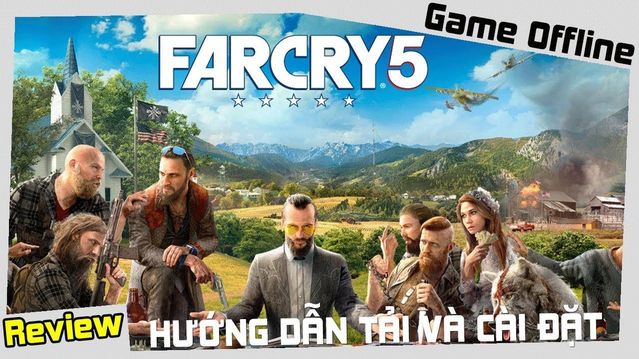 Cách Tải Far Cry 5 Thành Công