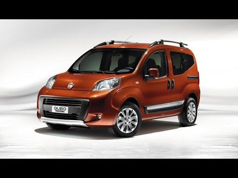 fiat qubo 2015 youtube. Black Bedroom Furniture Sets. Home Design Ideas