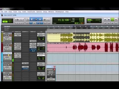 Weirdest 3D Vocal Effect: Ghost Reverb Mix Trick