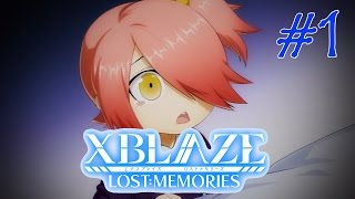 Xblaze Lost: Memories - Platinum Trophy Walkthrough Guide - Part 1 PS3/PSV {English, Full 1080p HD}
