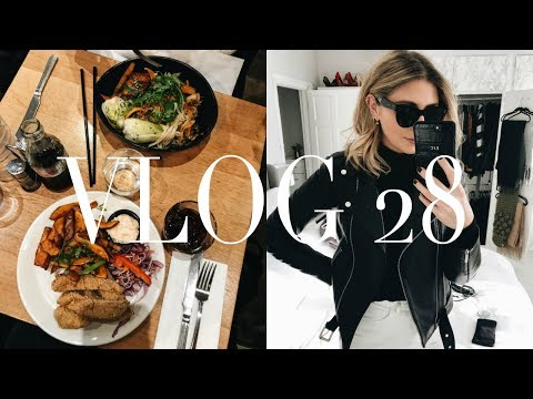 Eating Vegan For A Week For Veganuary & Maria Tash Piercings