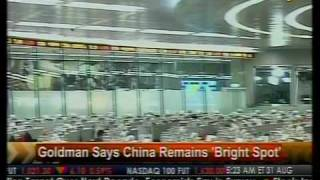 Goldman Says China Remains 'Bright Spot' - Bloomberg
