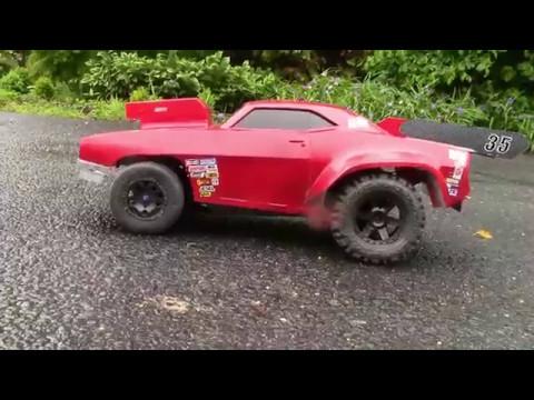 Camaro Funny Car Build   PART 2