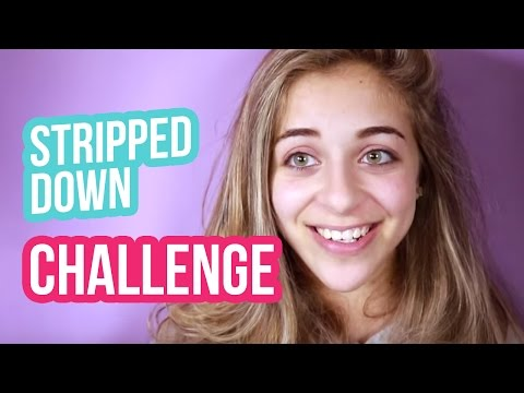 the stripped down challenge | Baby Ariel from YouTube · Duration:  16 minutes 2 seconds