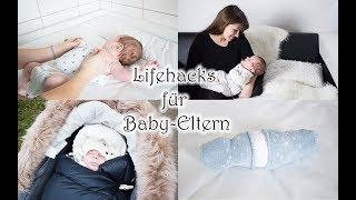 Mama-Hacks: 10 Lifehacks für Baby-Eltern
