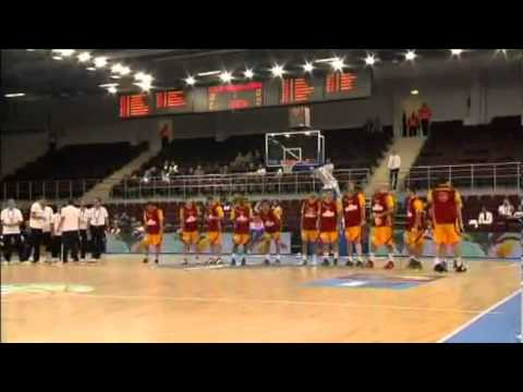 2011-09-01 EuroBasket Group C Croatia vs Macedonia