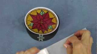 How To Make A Round Easel Card