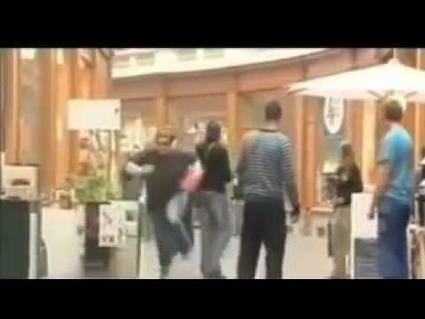 Robber killed on spot by Best Surprising Kick KO Prank