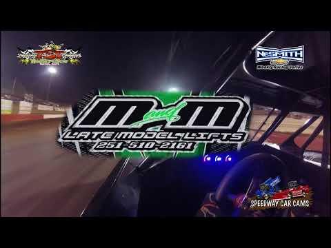#18 Ricky Green - Street Stock - ICE BOWL 2018 - Talledega Short Track - In Car Camera