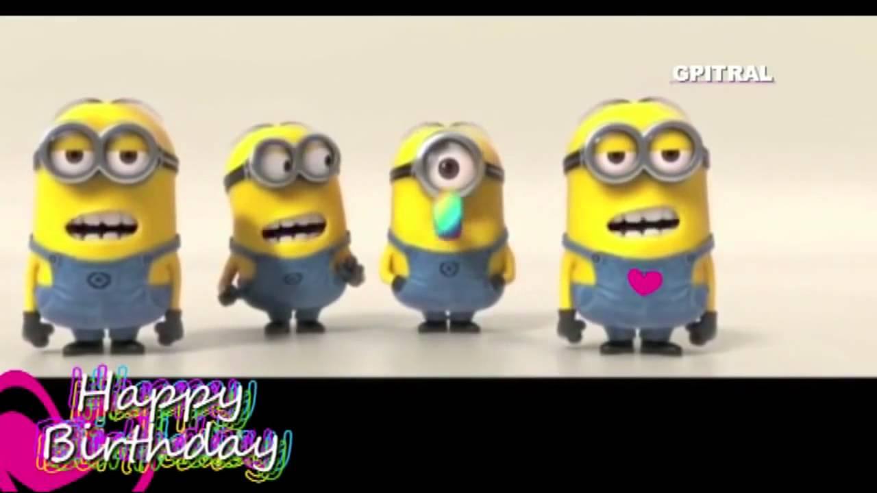 Minions Lucu Ucapan Selamat Ulang Tahun By Rossi