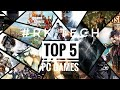 Top 5 pc games of 2017/higher graphics games/ by rk tech