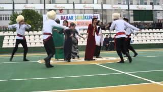 Bandırma İ.İ.B.F. 11. Bahar Şenliği Yöresel Oyunlar (Türkmenistan) - Bandırma İ.İ.B.F. 11. Bahar Şenliği, Türkmenistan Uyruklu Öğrencilerimizin Yöresel Oyunları.