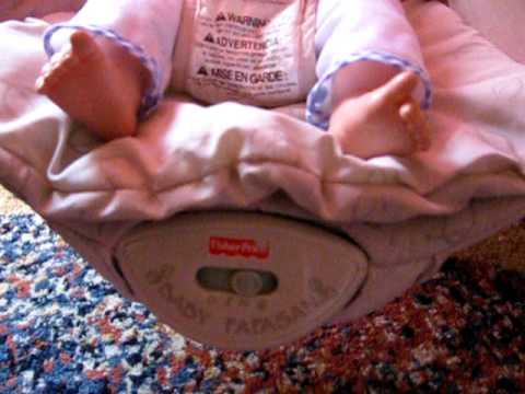 Bouncer Fisher Price Baby Papasan