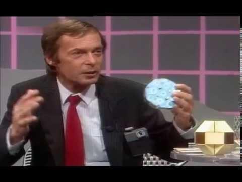 Günther Jauch im Gespräch mit Ernö Rubik & Sven Voss 1988