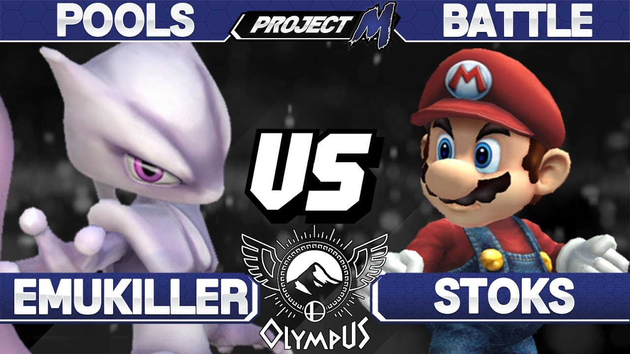 Olympus - Emukiller (Mewtwo) vs Stoks (Mario) - PM Pools ...