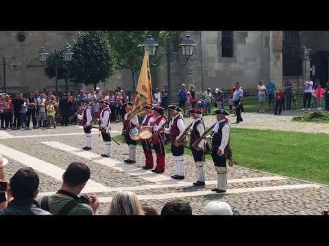 Alba Iulia - Changing of Guard