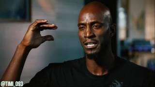 Kevin Garnett: All-Star Interview (with Kevin McHale)
