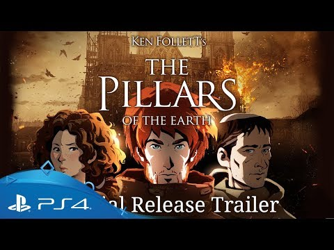 The Pillars of the Earth | Release Trailer | PS4