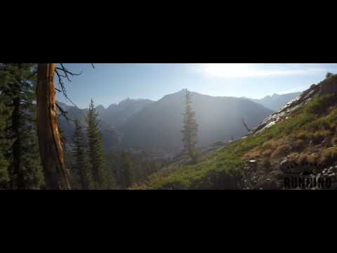Isberg Trail to Mt Ritter. Sierra National Forest & Ansel Adams Wilderness