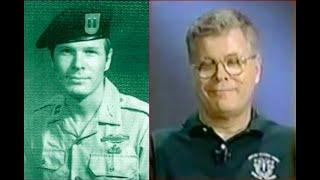 Rudi Gresham, Green Beret?
