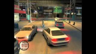 GTA IV PC Gameplay (HD)
