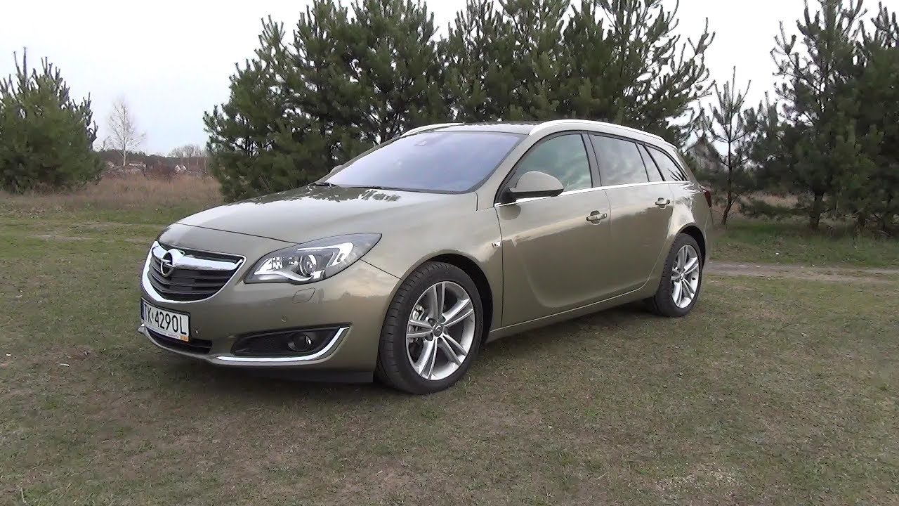 pl 2014 opel insignia st fl 2 0 cdti bi turbo 195 km prezentacja walkaround youtube. Black Bedroom Furniture Sets. Home Design Ideas