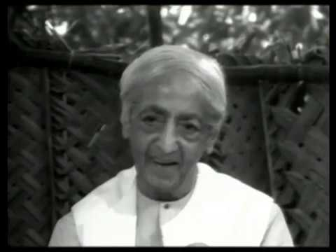 How can there be progress without the desire to improve? | J. Krishnamurti