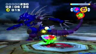 Sonic Heroes-{Last ~ Part 52 ~ Final Boss: Metal Madness/Metal Overlord ~ Ending/Credits}
