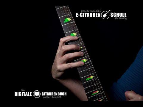 The Ultra Shred Guitar Zone / Das Digitale Gitarrenbuch