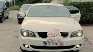 Свадебный кортеж BMW 7