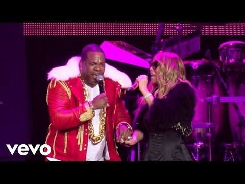Mariah Carey  NEW SONG ft Busta Rhymes!!!!
