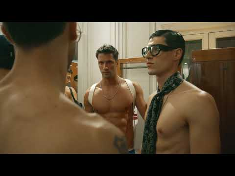 Dolce&Gabbana The Naked King Men † s Fashion Show