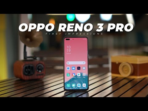 OPPO Reno 3 Pro First Impressions!