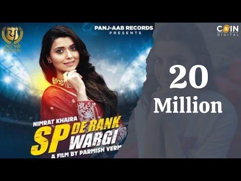 SP De Rank Wargi ● Nimrat Khaira ● Desi Crew ● Parmish Verma ● New Punjabi Songs 2016 ● Panj-aab