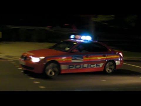 London Metropolitan Police DPG CO6 BMW Armed Response Vehicle (ARV) X2