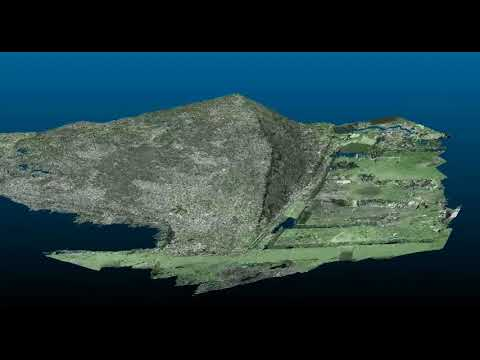 Landfill Site Mapping -3D model