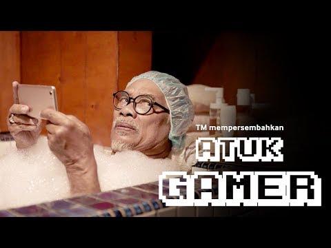 Iklan Raya TM 2019 - Atuk Gamer | #LebihUntukMu