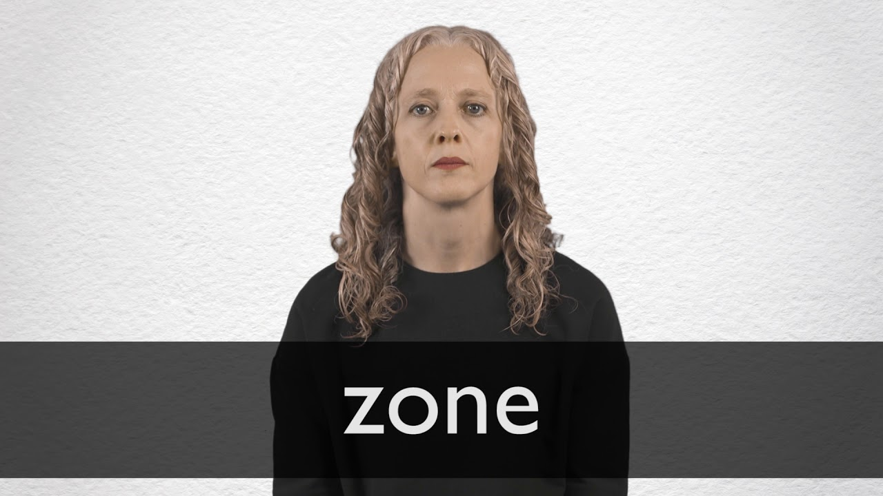 Zone definition and meaning   Collins English Dictionary