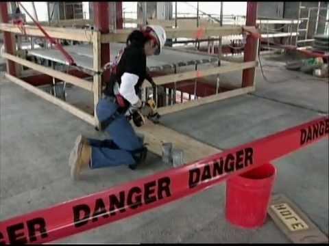 Construction safety training video, shot by Nick Teti, Mister Photon Media, Colorado