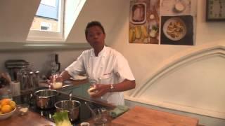 Monica Galetti's Organic Fennel And Horseradish Gnocchi