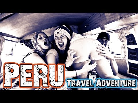 Overlanding Peru in a VW Bus